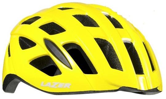Lazer fietshelm Tonic Mips EPS schuim geel maat 56 58 cm