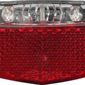 Lynx Achterlicht led e bike rood