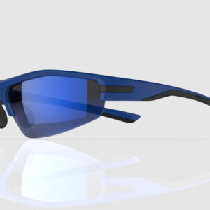 Mirage Sportbril / Fietsbril met 3 paar lenzen - Blauw / Zwart