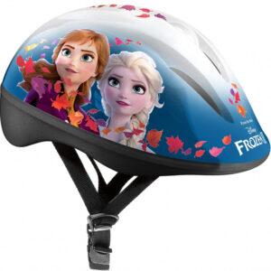 Stamp fietshelm Frozen 2 junior EPS/ABS blauw maat XS