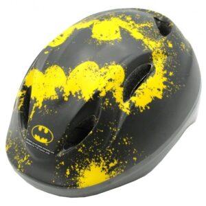 Volare skate/fietshelm Batman junior zwart/geel