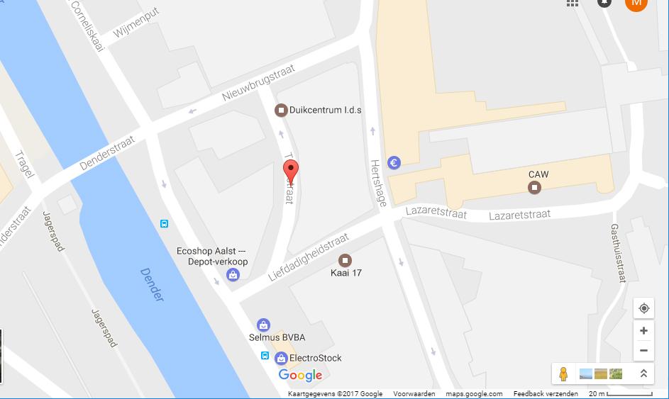 Tramstraat Aalst
