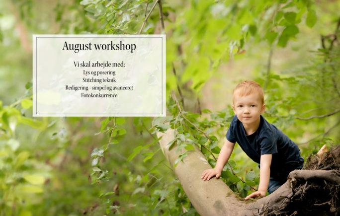 fotograf workshop august