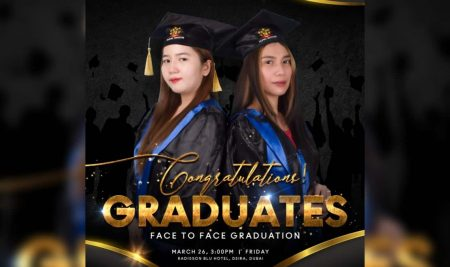 Filipino Institute to hold in-person graduation on Friday, March 26