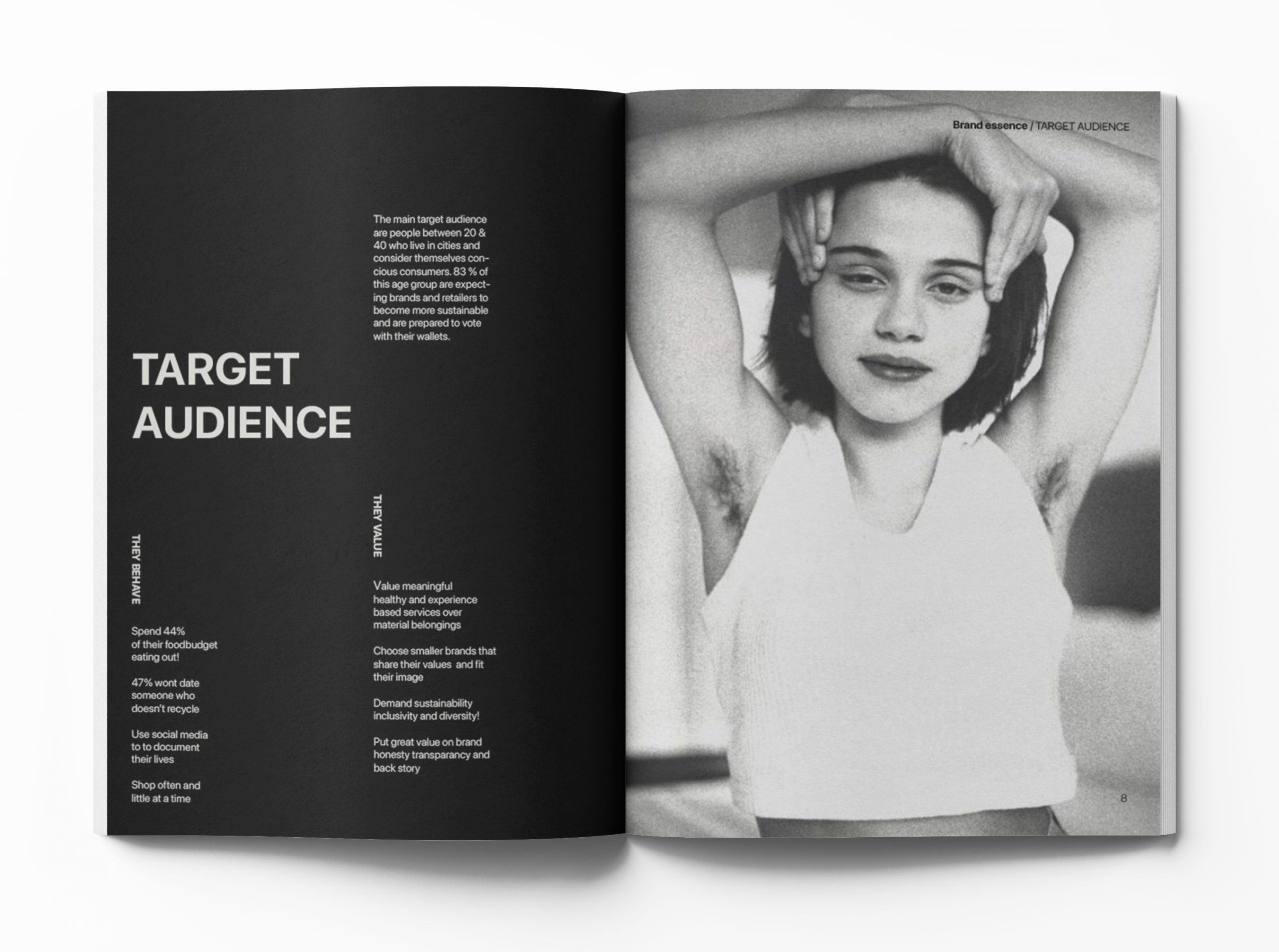 Open Magazine Mockup by Anthony Boyd Graphics