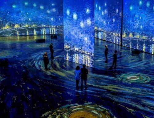 Imagine Van Gogh Vancouver: REVIEW