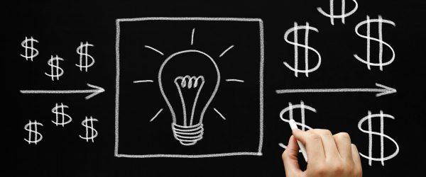 Idéer og penge