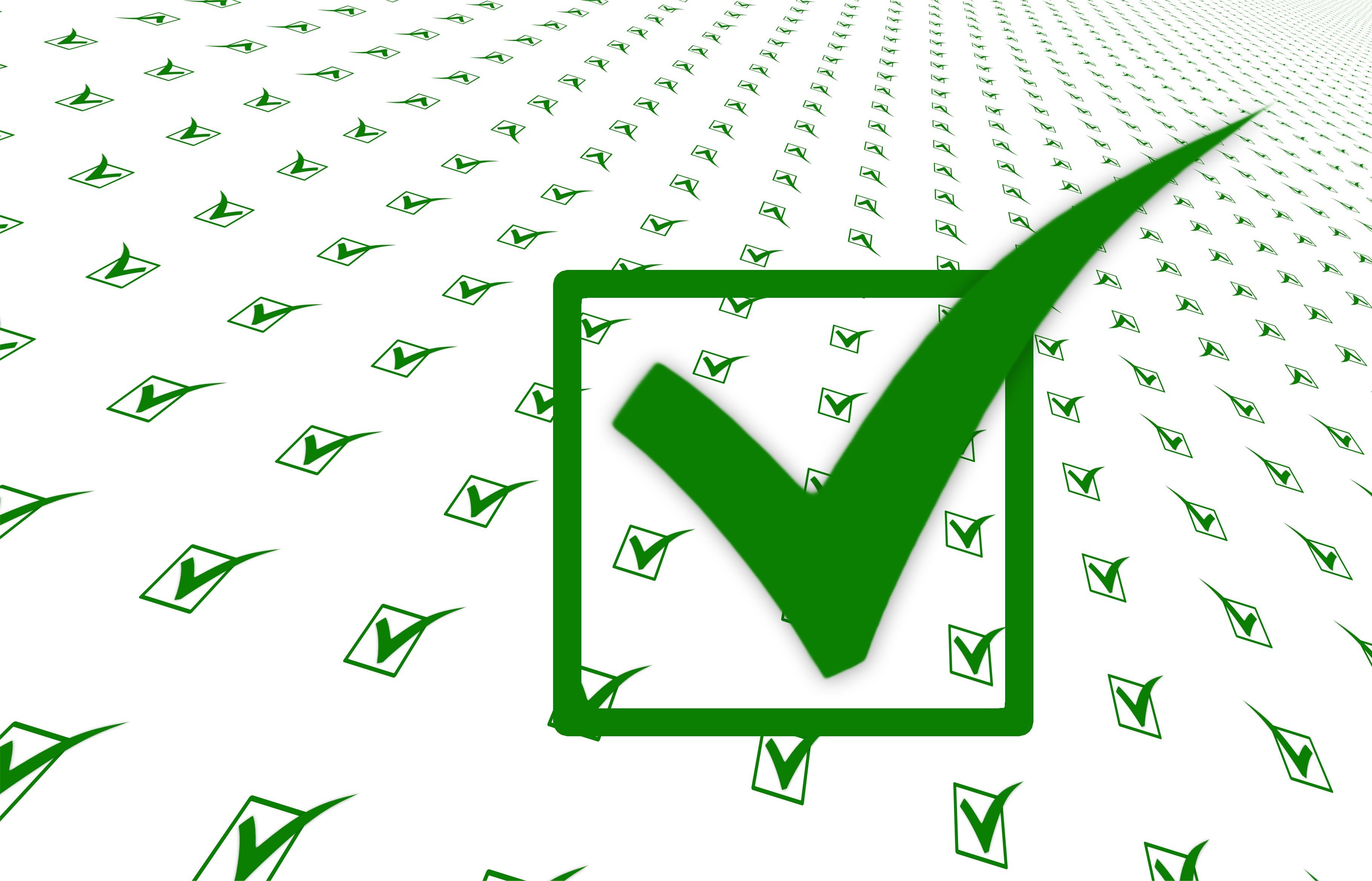 Checklisten Steuern sparen