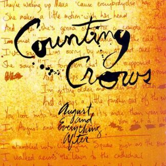 August and Everything After - Counting Crows