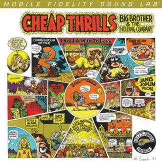 Cheap Thrills - Big Brother and the Holding Company