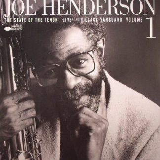 The State of the Tenor, Vol. 1 - Joe Henderson