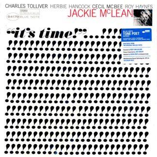 It's Time - Jackie McLean