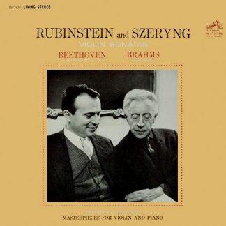 Beethoven: Sonatas No. 8, Op. 30, No. 3 / Brahms: No. 1, Op. 78