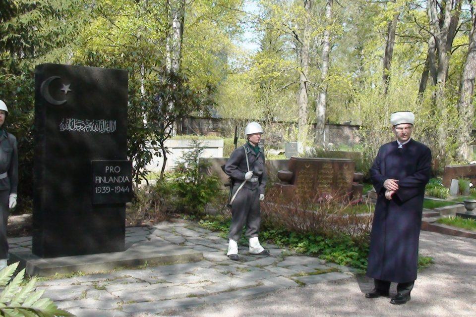 Finnish Tatar Muslim War Memorial
