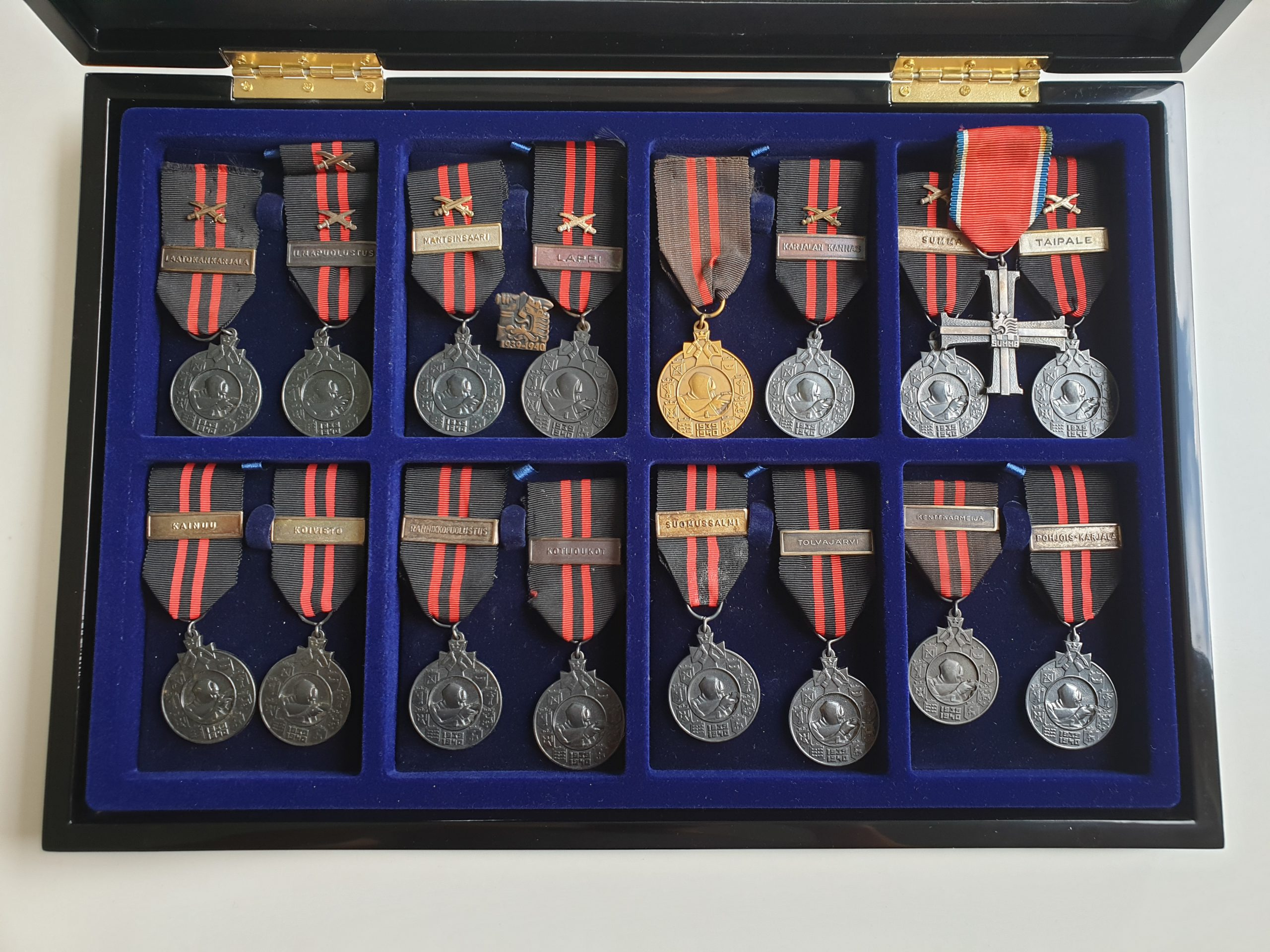 Decorations of Finland – Winter War Medal