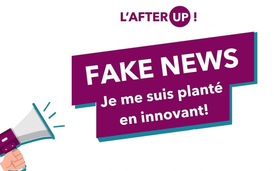 AfterUP : un afterwork 100% entrepreneurs 100% web