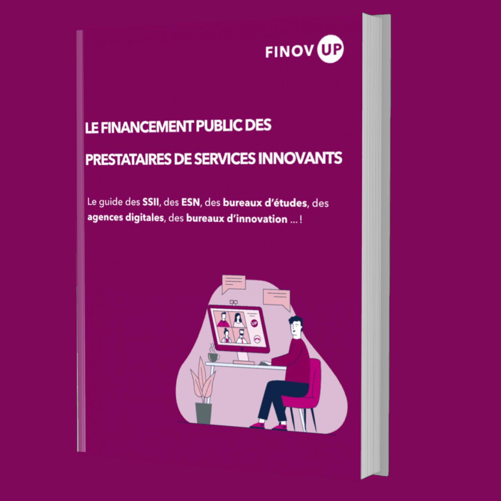 financement public prestataires de services innovants