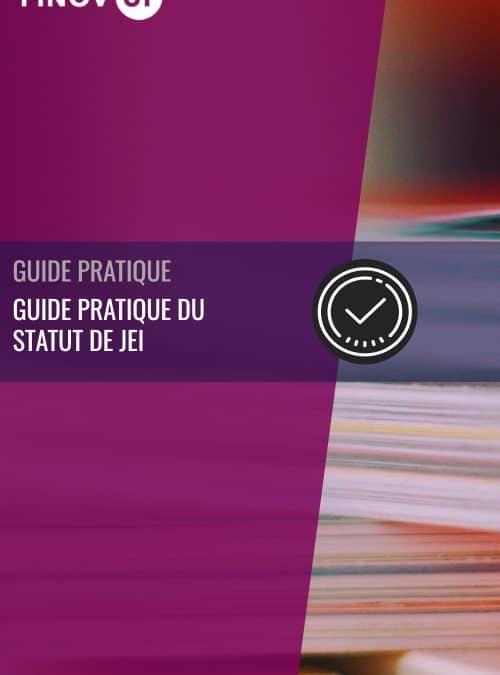 Guide pratique du statut de JEI
