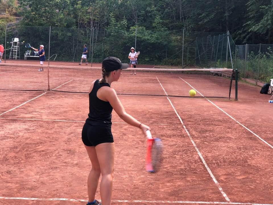 Tennisläger sommaren 2020