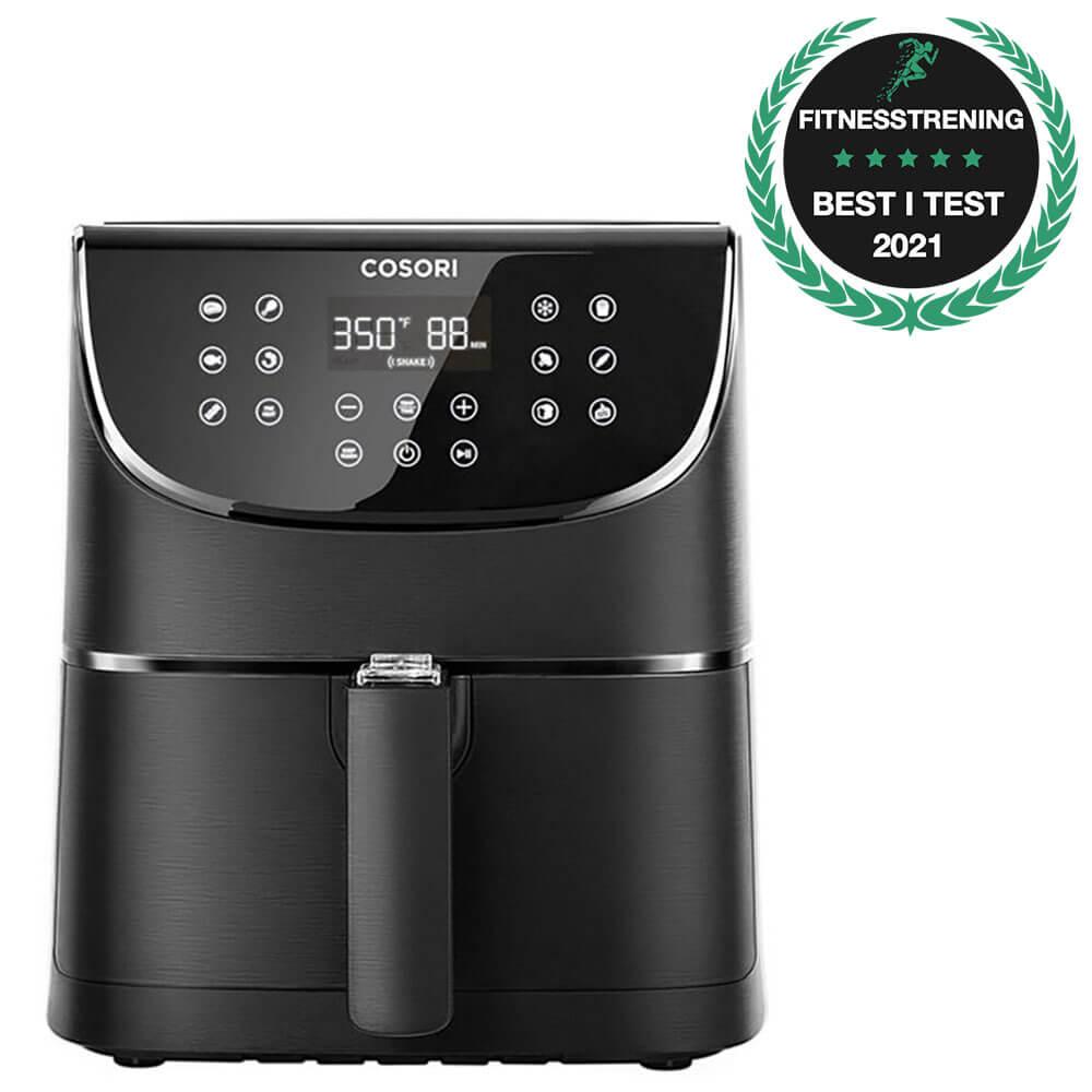 Cosori premium airfryer best i test fitnesstrening