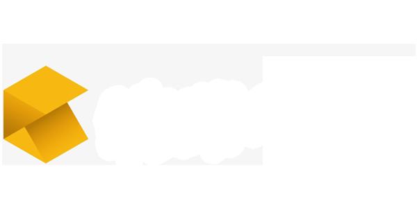 komplett logo hvit