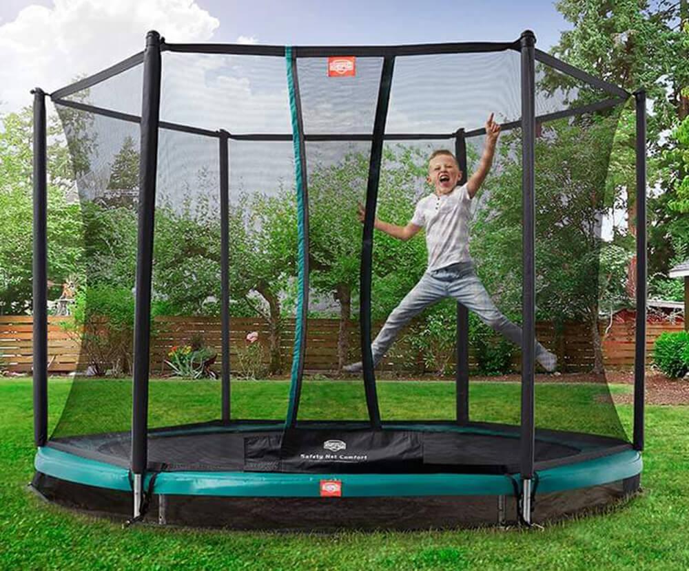 Berg test trampoline