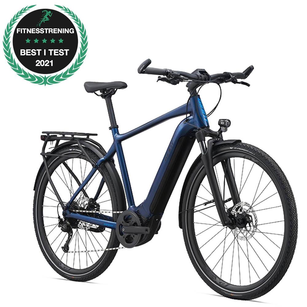 el sykkel best i test 2021 giant