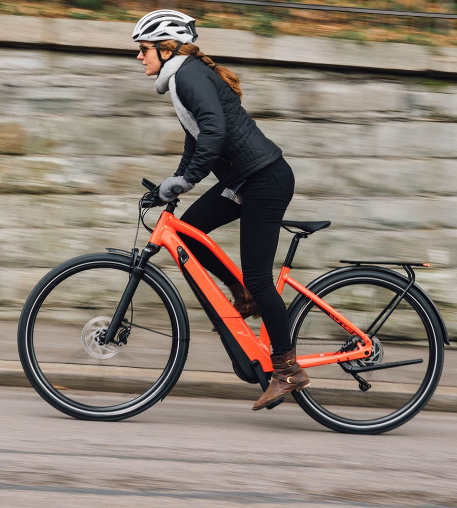 el sykkel fart test