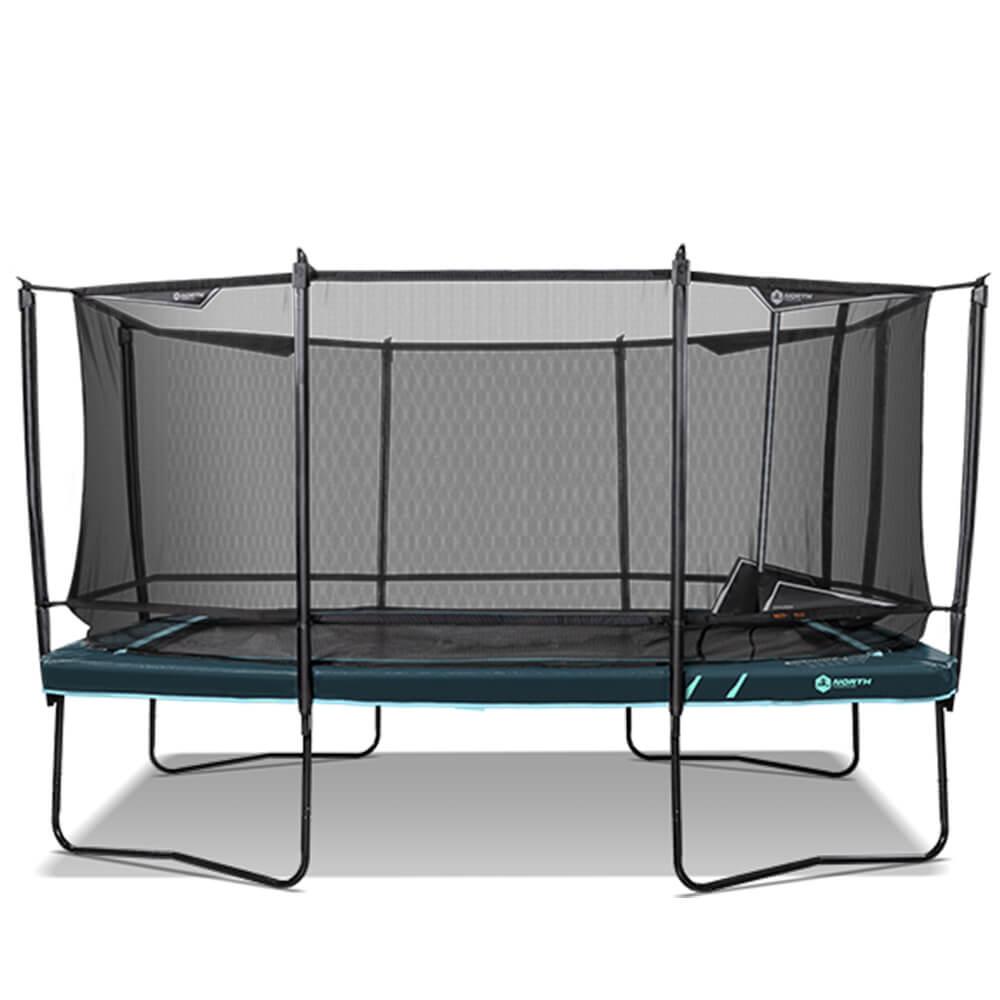 north explorer trampoline test
