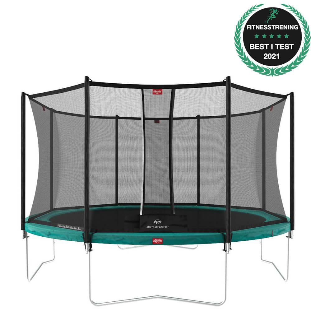 trampoline best i test berg favorit