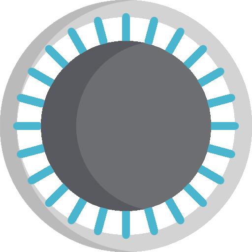 trampoline dimensjoner