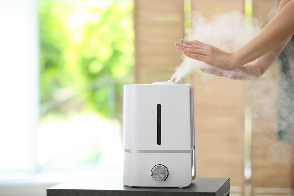 luftfukter renser