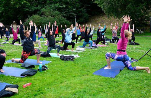 Fælles Yoga