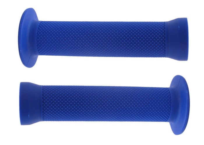 Handvatset BMX/Fixie 130mm  Blauw