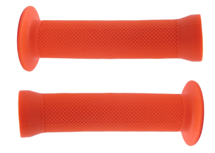 Handvatset BMX/Fixie 130mm  Oranje