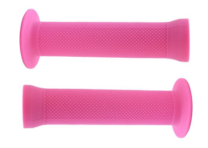 Handvatset BMX/Fixie 130mm  Pink