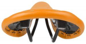 Zadel Fixie/Race  Oranje