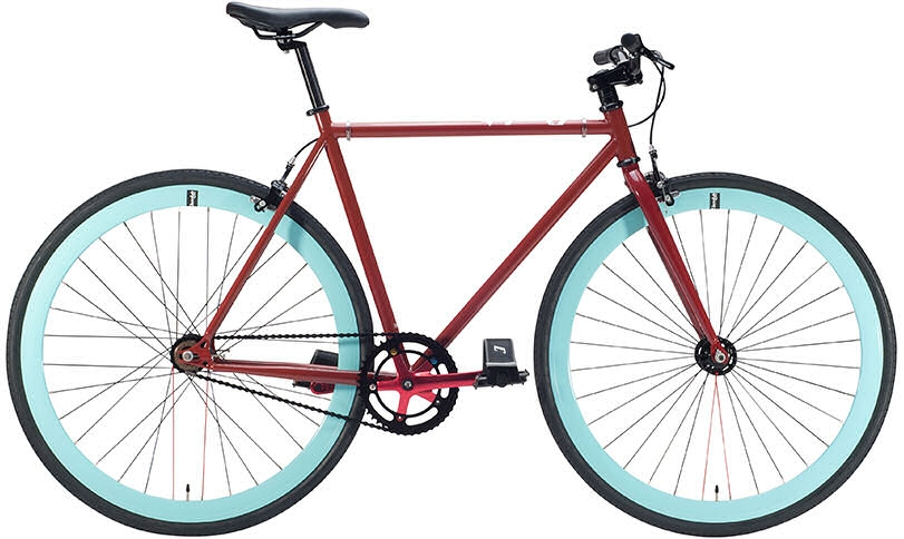"Cheetah 28"" Fixie 3.0 - 54cm - Cherry"