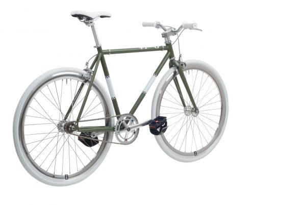 "Cheetah 28"" Fixie 3.0 - 54cm - Olive Green"