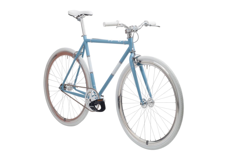"Cheetah 28"" Fixie 3.0 - 54cm - Pastel Blauw"