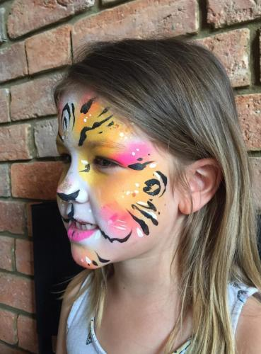 Girly Tiger