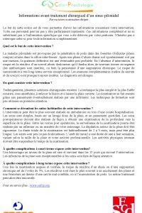 Microsoft Word - Exérèse de sinus pilonidal.doc