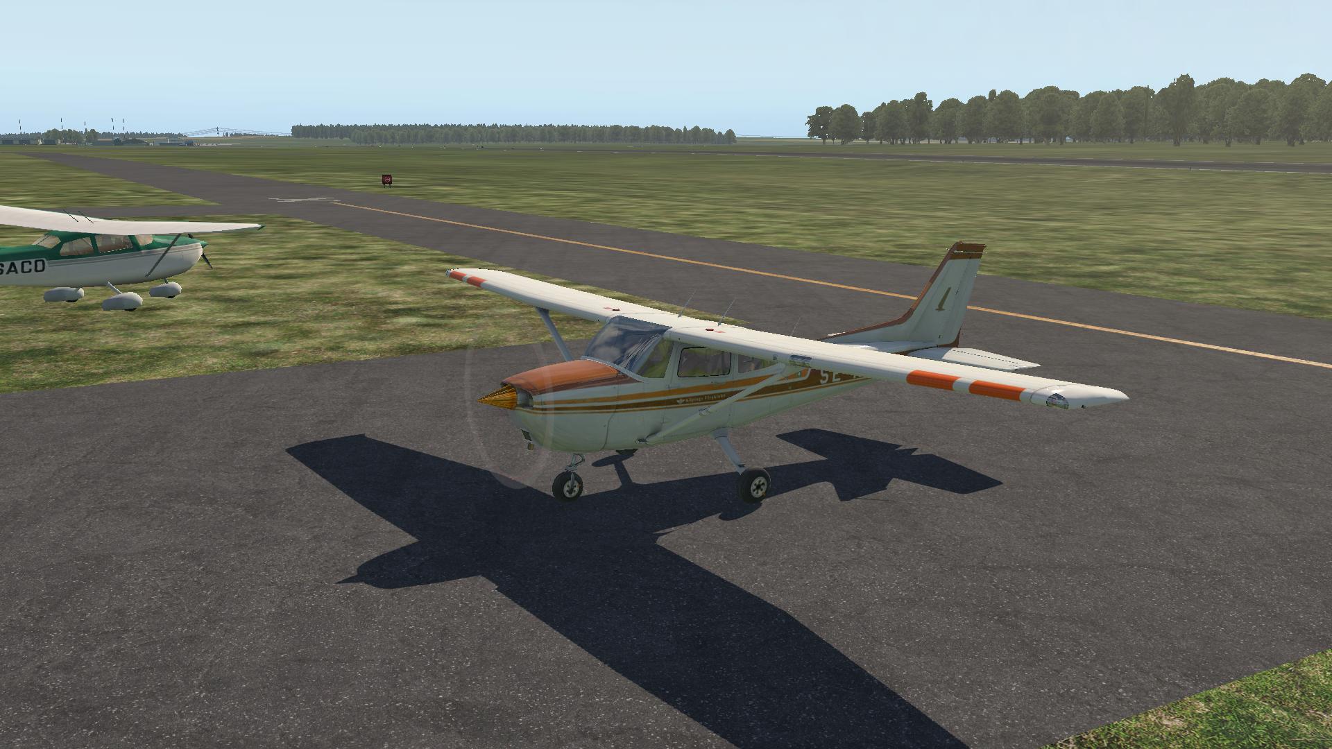 SE-KFY Cessna 172SP [X11]