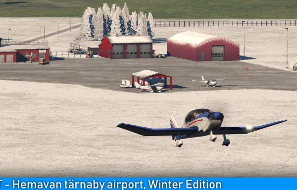 ESUT Hemavan-Tärnaby Airport [X11]
