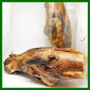 paardenbeen met pees natuurlijke hondensnack