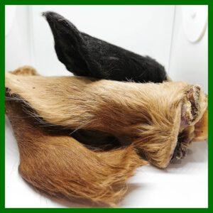 runderoren met vacht hondensnack
