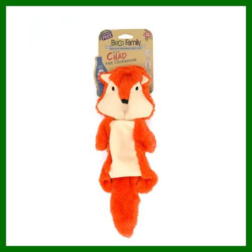 eekhoorn zonder vulling speelgoed hond