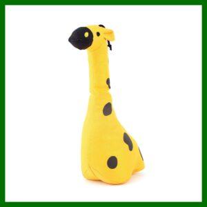giraf speelgoed hond