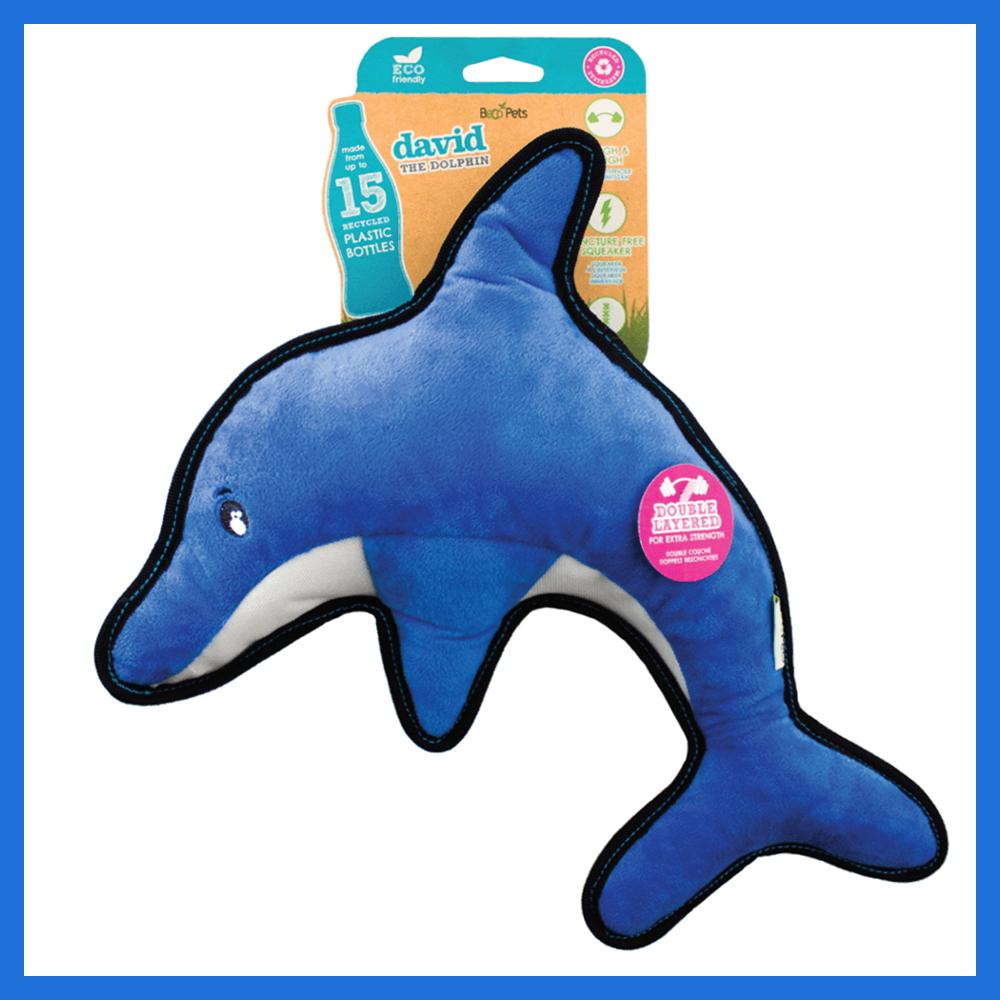 speelgoed hond david de dolfijn speeltje