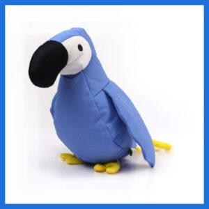 speelgoed hond lucy de papegaai speeltje